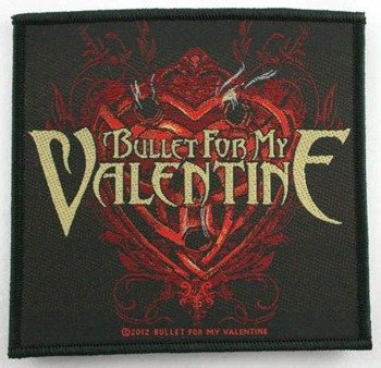 naszywka BULLET FOR MY VALENTINE - HEART OF HOLES