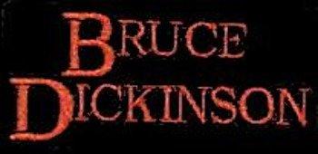 naszywka Bruce Dickinson