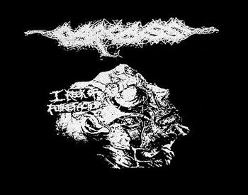 naszywka CARCASS - I REEK OF PUTREFACTION