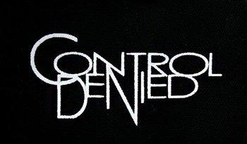 naszywka CONTROL DENIED - LOGO