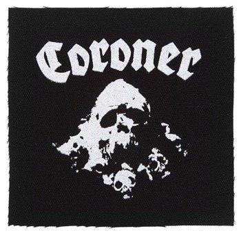 naszywka CORONER - DEATHCULT