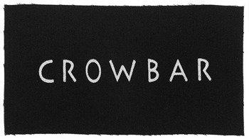 naszywka CROWBAR - LOGO