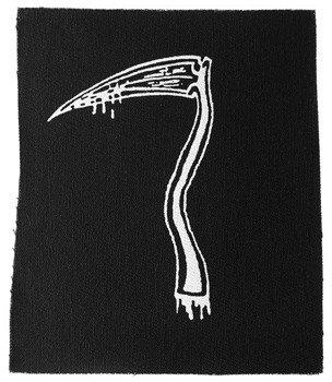 naszywka DEATH - SCYTHE