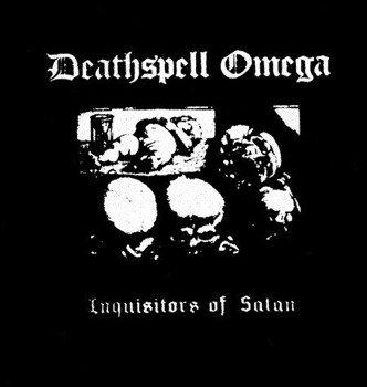 naszywka DEATHSPELL OMEGA - INQUISITOR OF SATAN
