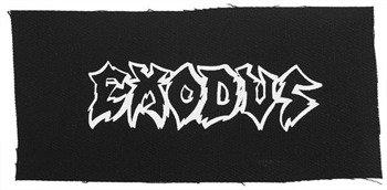 naszywka EXODUS - LOGO