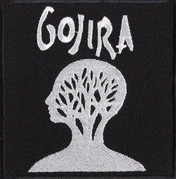 naszywka GOJIRA - L'ENFANT SAUVAGE