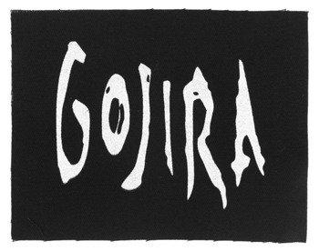 naszywka GOJIRA - LOGO
