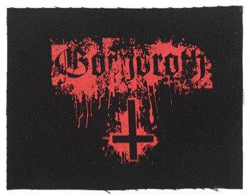 naszywka GORGOROTH - RED CROSS