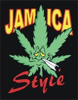 naszywka JAMAICA STYLE