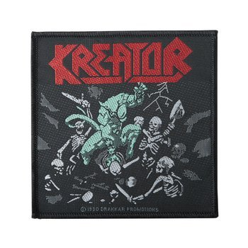 naszywka KREATOR - PLEASURE TO KILL