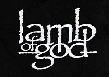 naszywka LAMB OF GOD - LOGO