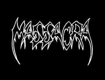 naszywka MASSACRA - LOGO