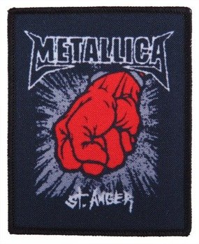 naszywka METALLICA - ST. ANGER