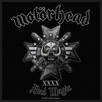 naszywka MOTORHEAD - BAD MAGIC