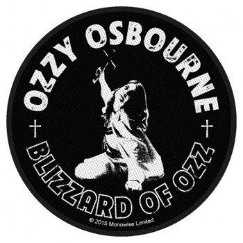 naszywka OZZY OSBOURNE - BLIZZARD OF OZZ