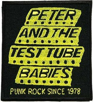 naszywka PETER AND THE TEST TUBE BABIES