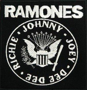 naszywka RAMONES - JOHNNY