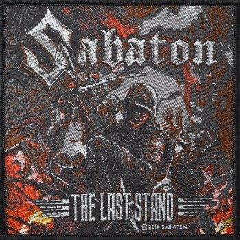 naszywka SABATON - THE LAST STAND