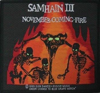 naszywka SAMHAIN III