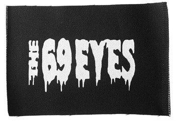 naszywka THE 69 EYES - LOGO