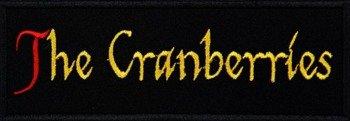 naszywka THE CRANBERRIES