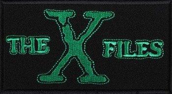 naszywka THE X FILES