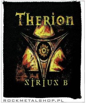 naszywka THERION - SIRIUS B