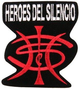 naszywka termiczna HEROES DEL SILENCIO (EP.138)