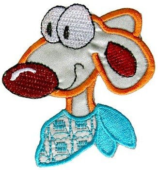 naszywka termiczna MISTER DOG