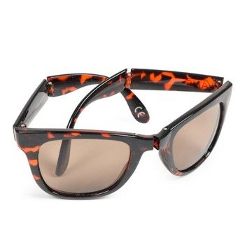 okulary VANS - FOLDABLE SPICOL TORTOISE GLOSS