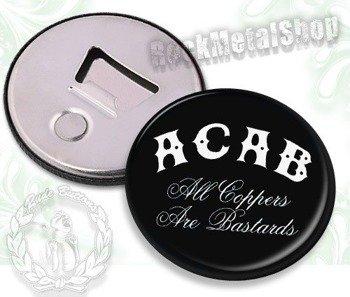 otwieracz do piwa A.C.A.B. - ALL COPPERS ARE BASTARDS