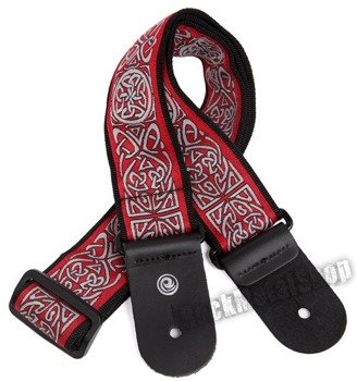 pasek do gitary PLANET WAVES - WORLD TOUR STRAP: CELTIC (50A07)
