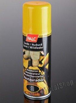 pasta / spray do zamszu i nubuku PALC, kolor miodowy