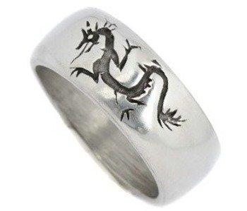 pierścień DRAGON