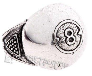 pierścień ÓSMA BILA