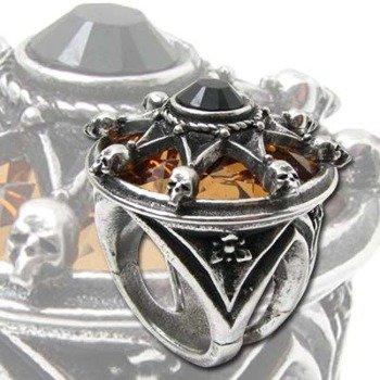 pierścień STAR OF ISHTAR