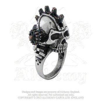 pierścień STEAMHEAD