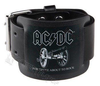 pieszczocha AC/DC - FOR THOSE ABOUT TO ROCK