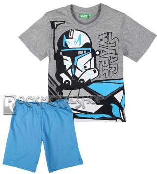 piżama dziecięca STAR WARS - BOUNTY HUNTER