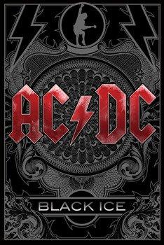 plakat AC/DC - BLACK ICE