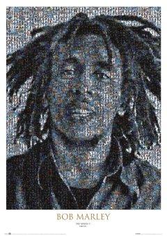 plakat BOB MARLEY - MOSAIC II