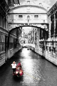 plakat BRIDGE OF SIGHS