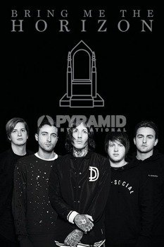 plakat BRING ME THE HORIZON - BAND