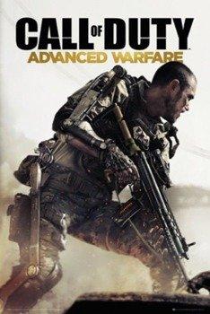 plakat CALL OF DUTY ADVANCED WARFARE - COVER