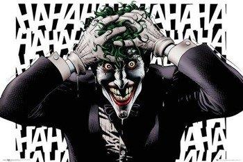plakat DC COMICS - KILLING JOKE