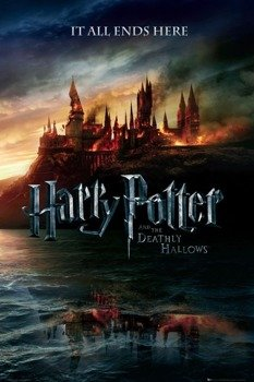 plakat HARRY POTTER 7 - TEASER