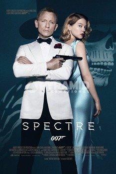 plakat JAMES BOND - SPECTRE
