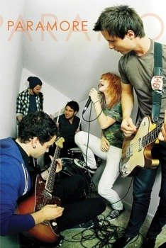 plakat PARAMORE - LIVE