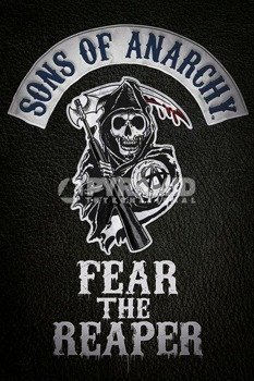 plakat SONS OF ANARCHY - FEAR THE REAPER