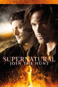 plakat SUPERNATURAL - FIRE